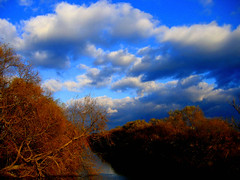 Uros Petrovic - The River Begej (Uros Petrovic) Tags: sky uros girl river landscape photo foto serbia belgrade beograd vojvodina petrovic srbija banat reka begej supershot colorphotoaward diamondclassphotographer flickrdiamond