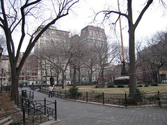 Union Square, New York City December 2005 by Trig, on Flickr