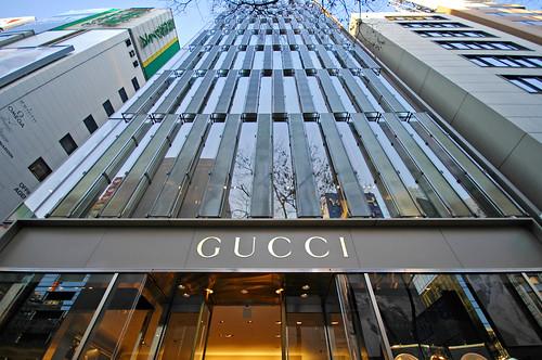 Ginza Gucci