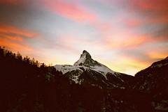 Matterhorn (V-me) Tags: switzerland matterhorn agfaultra100 contaxtvsiii