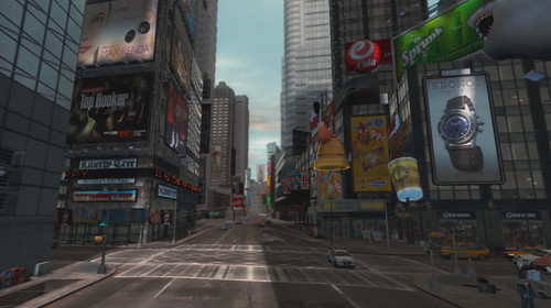 Grand Theft Auto IV Nueva York