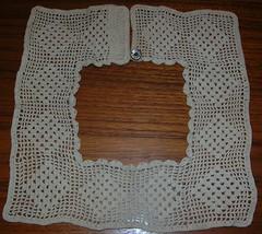 Square collar