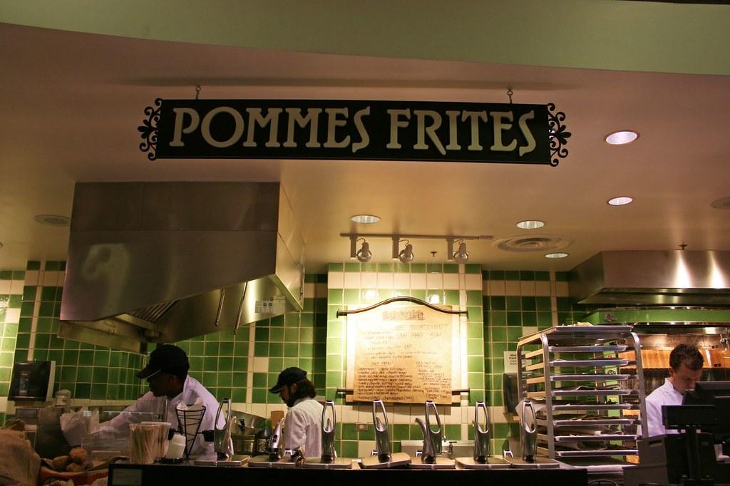 Pommes Frites!