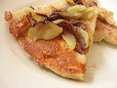 Russian Apple Pancake