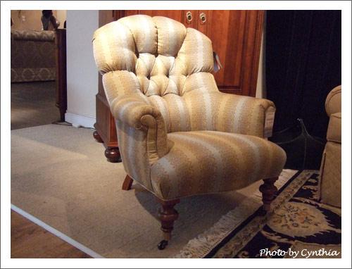 伊莎艾倫女主人椅之三