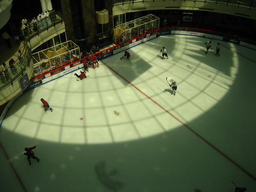 Hockey Night in Qatar