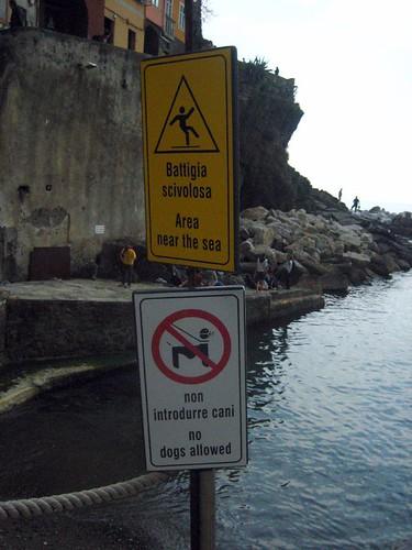 Area near the Sea?