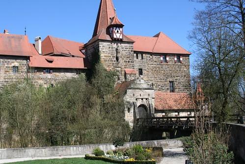 Lauf a.d. Pegnitz, Burg