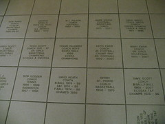 Names on the Floor (1)