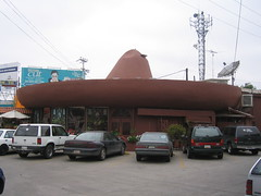 The Giant Sombrero (Squid Ink) Tags: mexico restaurant mexicanfood tijuana sombrero