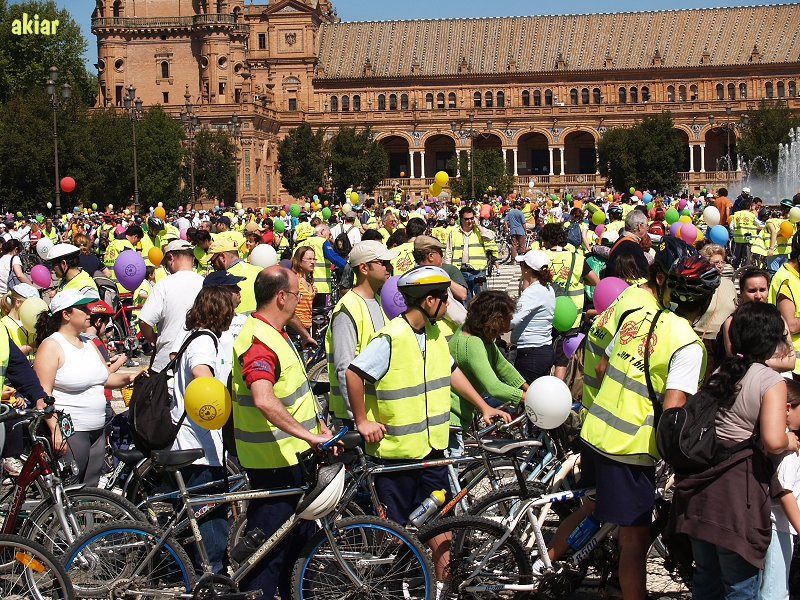 X Día Metropolitano de La Bici.
