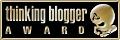 thinkingblogger award