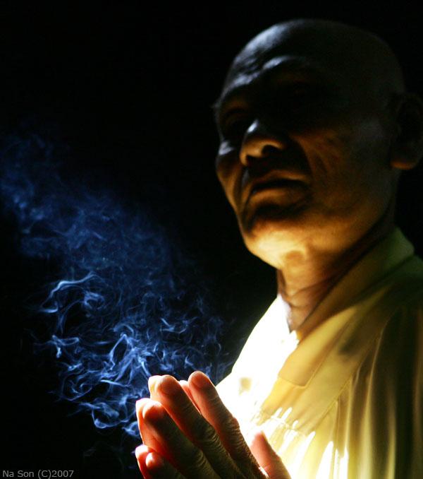 chùa Vĩnh Tràng - Mỹ Tho 04.2007