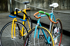 Pair ´o bikes color