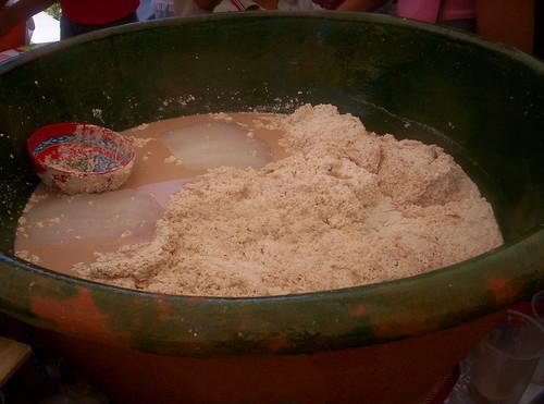 Comida típica de Oaxaca-México