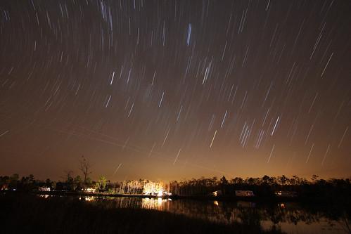 Nightime Sky Nightime Sky Burns Lake