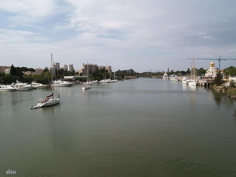 Río Guadalquivir.