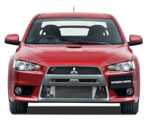 Фото Mitsubishi Lancer Evolution X 2008