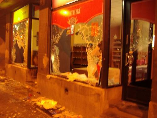 Беспорядки в Таллине