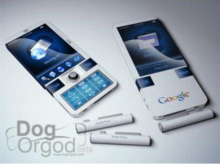 GooglePhone Studie