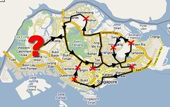 The Great Singapore Rally Circuit