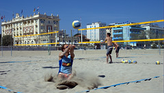 Psche (pulfi) Tags: beachvolleyball cesenatico maxmeier