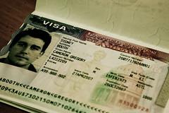 Visa (Cameron Booth) Tags: portrait dof sydney australia depthoffield newsouthwales passport visa