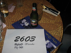 2603 - My Cafe, Manuka