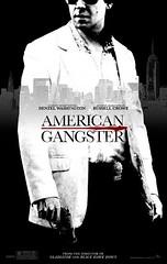 Primeros pósters de 'American gangster' de Ridley Scott
