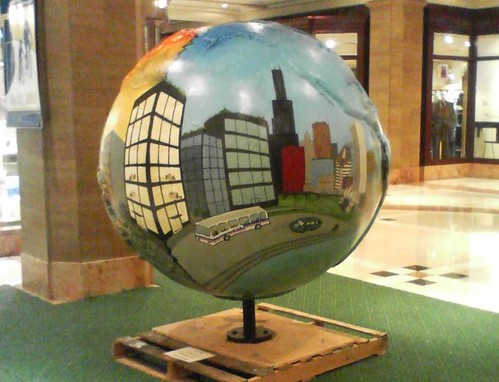 "Chicago ""Cool Globe"""