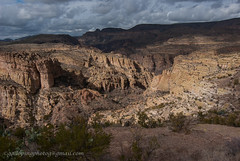 Fish Creek Canyon 1 (Gallopingphotog) Tags: apachetrail arizona fishcreekcanyonhill