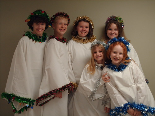 2006-Kaity in C-mas play