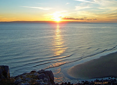 The Ripple of the Waves.. (welshlady) Tags: trees sunset water southwales wales wow ilovenature island bay seaside memorial waves south 100views fengshui ripples bandstand channel whitmore barryisland oldharbour standingovation helluva captainscott nellspoint welshlady friarspoint 10faves amateurhour theworldthroughmyeyes kodak740 mywinner abigfave welshflickrcymru ukbristol kilfarrasybeach