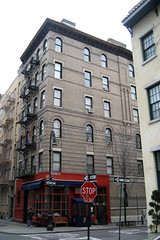 NYC - West Village: 90 Bedford Street (Friends House) by wallyg, on Flickr