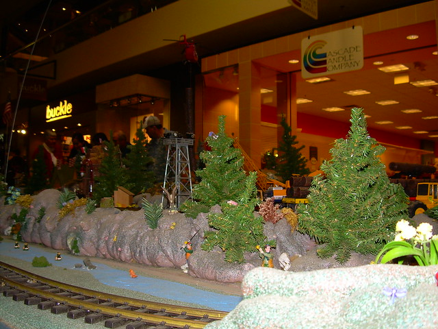 Mall Trains
