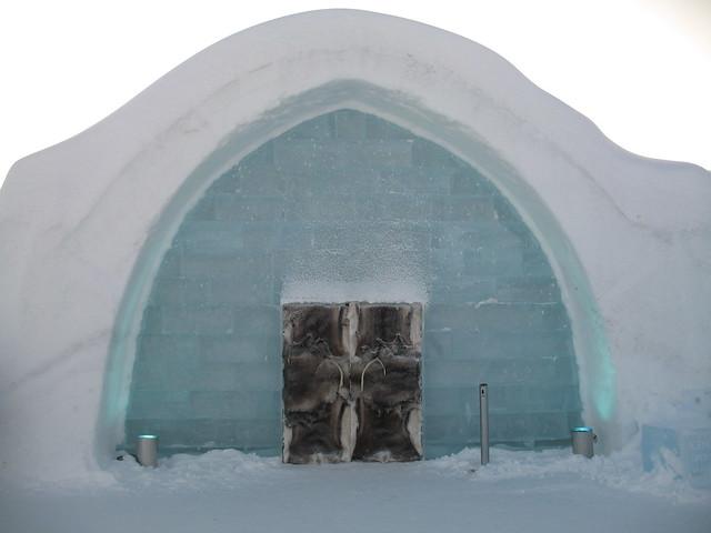 Ice Hotel -  Jukkasjärvi Sweden