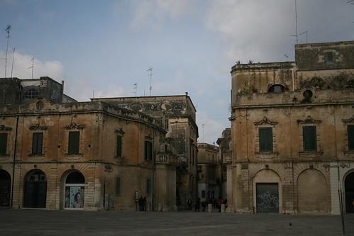 More of Piazza del Duomo, Lecce