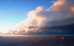 Grand Canyon Sunset (mrwsierra) Tags: grandcanyon windowsvista yakipoint