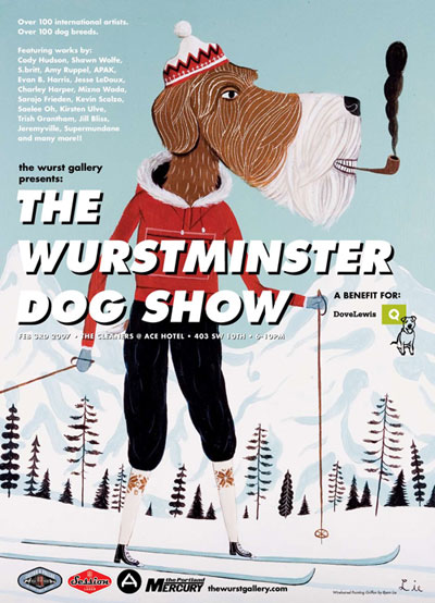 The Wurstminster Dog Show