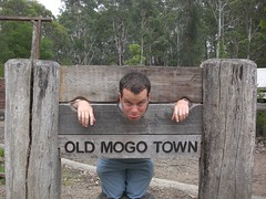 Old Mogo Town Villain!