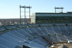 View from the box (chubb0rz) Tags: stadium packers greenbay
