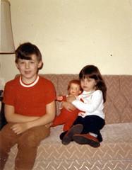 Carl and Lisa 1969