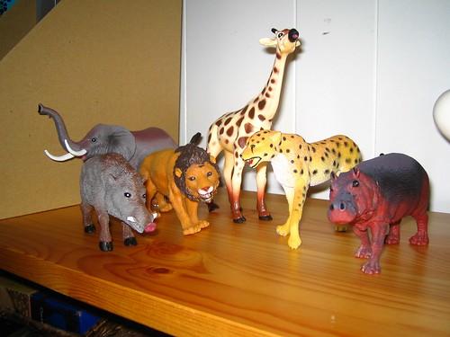 Safari Animals Toys Kamaci Images Blog Hr