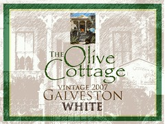 label of The Olive Cottage, Galveston