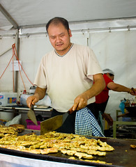 Cooking (jthommo101) Tags: festival canberra multicultural canberramulticulturalfestival