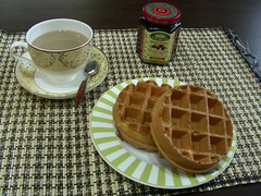 下午茶般的早餐