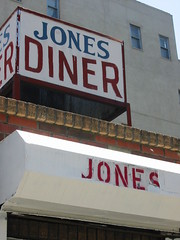 Jones Diner by warsze, on Flickr