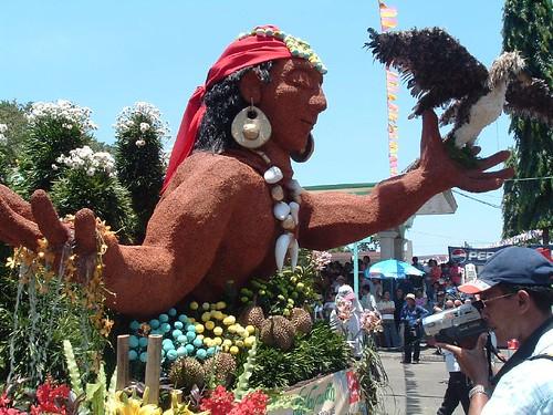 Kadayawan Davao Floral Parade