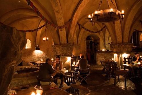 ROZENGRĀLS restaurant