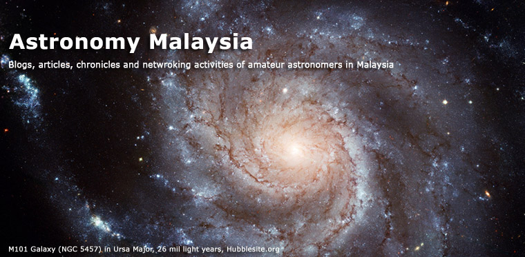 AstronomyMalaysia-M101